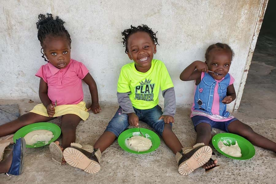 New Life Center in Zambia - Maternal and Child Care