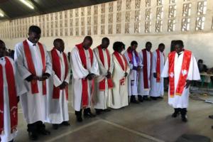 New Life Center in Zambia - Discipleship