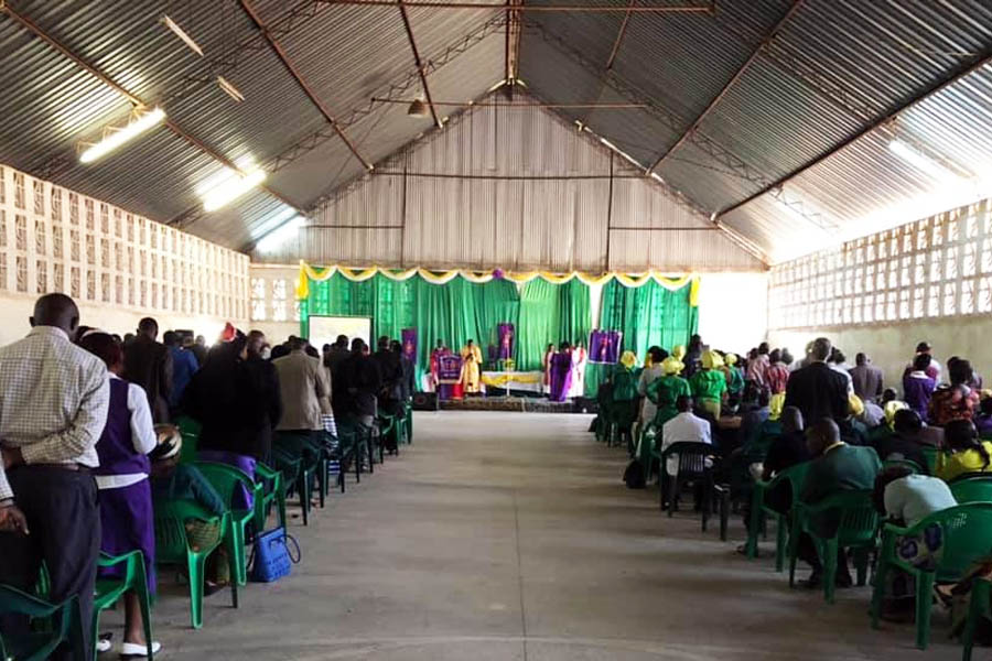 New Life Center in Zambia - Evangelism