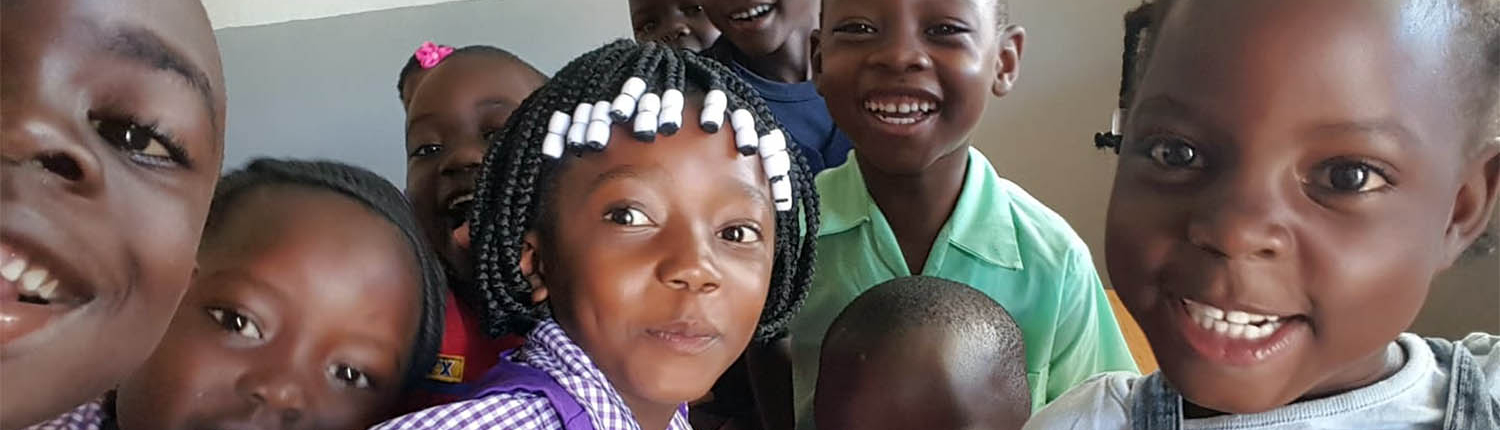 New Life Center in Zambia - Educating Children