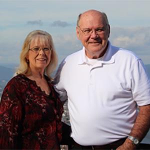 Rev. Delbert & Sandy Groves