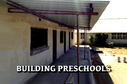 Building Pre-Schools