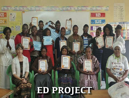 English ED Project