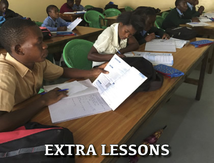 Extra Lessons / Tutoring