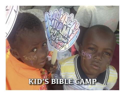 Kid's Bible Camp